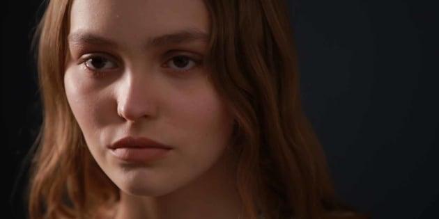 La jeune actrice  Lily-Rose obtient son vrai premier rôle dans le cinéma français.
