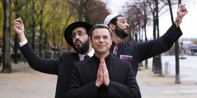 """Le groupe avec un prêtre, un rabbin et un imam de """"Coexister"""" a bien failli exister en France"""