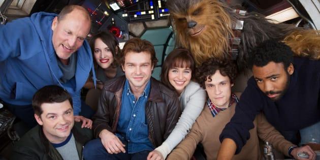 """Les réalisateurs du """"Star Wars"""" consacré à Han Solo écartés du tournage"""