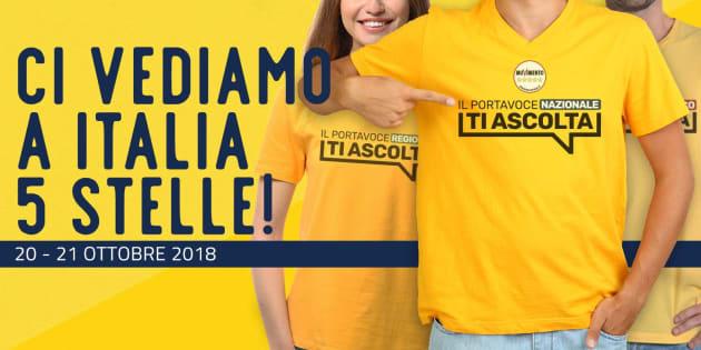 I grilini No Tap in viaggio per protestare. Italia 5 Stelle