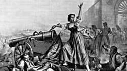 📹 Algunas de las mujeres de la Independencia de