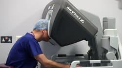 ペンシルバニア大学神経外科医、世界初のロボット支援による脊索腫(せきさくしゅ)除去手術に成功