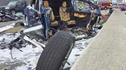 テスラ「モデルX」の衝突事故、オートパイロット使用中だった。直前の数秒間に運転手の操作痕跡なし