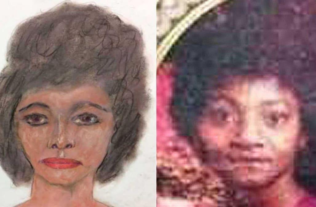 Man identifies mother as slain woman from serial killer's