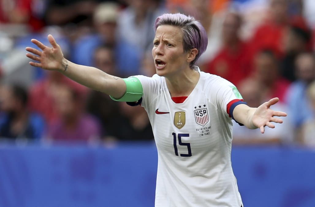US Soccer says unequal pay for women is fair because 'men are bigger, stronger, faster'