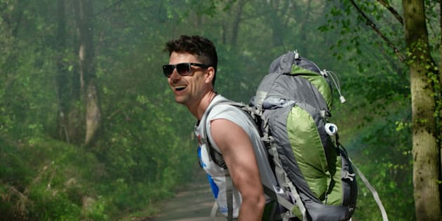 """""""Dopo la morte di Marta, ho percorso 4mila km a piedi p"""