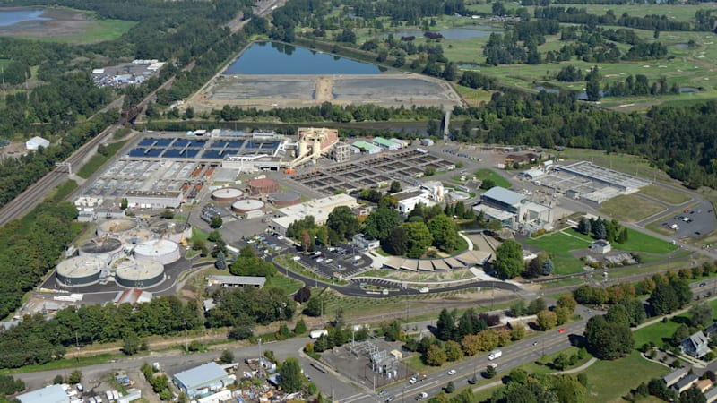Portland to use sewage gas to shift away from diesel ...