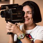 A supercinegrafista que escolheu uma carreira 'proibida' para