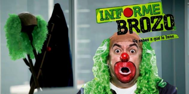 Sin pelos en la lengua, Brozo hablará sobre el entorno político de México.
