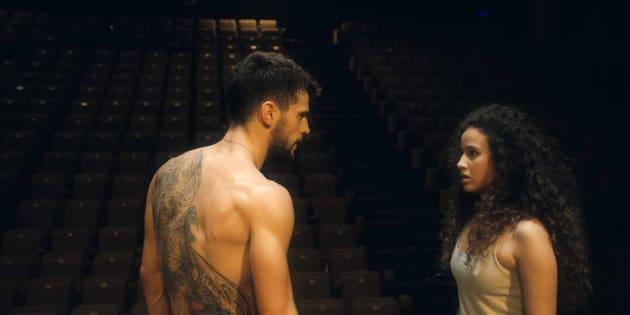 """Houda Benyamina, réalisatrice de """"Divines"""" explique comment tourner une scène torride sans même un baiser"""