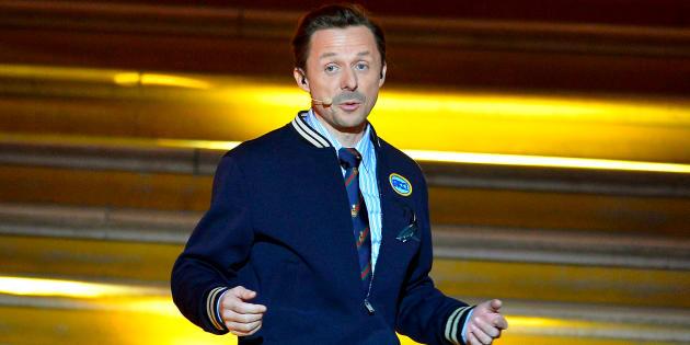 Martin Solveig n'a pas connu qu'un seul moment difficile dans la soirée de remise du Ballon d'Or.