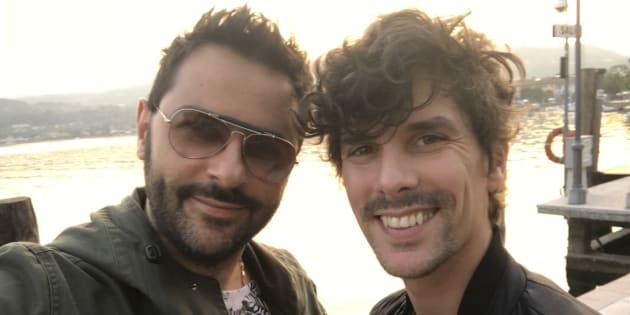 """""""Siete gay, non vi affitto casa"""". Marco e Giorgio"""