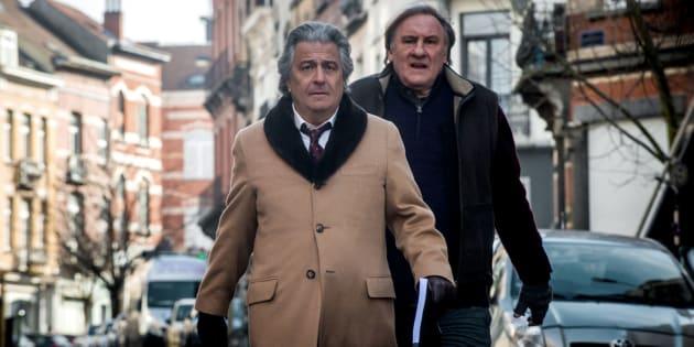 """Pour """"Convoi exceptionnel"""", Bertrand Blier a réuni Gérard Depardieu et Christian Clavier"""