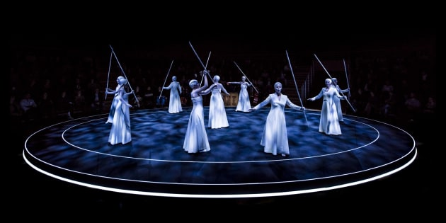 Luther Dancing with the Gods, il nuovo spettacolo di Bob Wilson per i 500 anni dalle tesi di Lutero