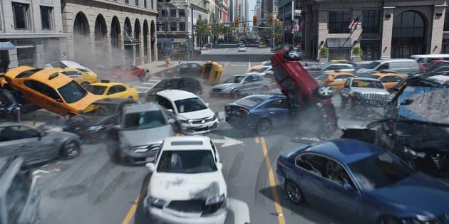 """Avec le piratage de voiture, """"Fast and Furious 8"""" fait revivre un mythe qui n'en est plus un"""