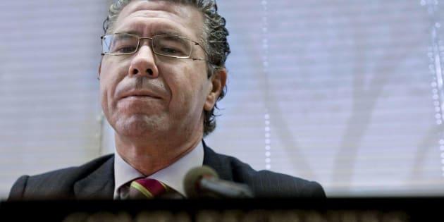 El exconsejero de Presidencia de la Comunidad de Madrid por el PP, Francisco Granados, cuando ocupaba su cargo.