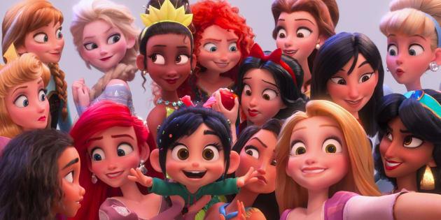 Disney/ Pixar serait-il devenu féministe? La sortie en salles, aujourd'hui, du deuxième volet de Ralph (Ralph Brise l'Internet) aurait pu nous le faire croire avec sa bande-annonce aux reflets de féminisme, sortie il y a quelques mois.
