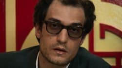 Louis Garrel métamorphosé dans le premier teaser du nouveau film