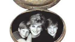 A Lot Of Princess Diana Memorabilia Is Up For