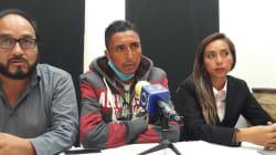 Acusado de asesinar a bebé en Puebla, le exige a Renato Sales que se