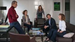 Comment le film Corporate traite du rôle du Responsable des Ressources humaines dans le suicide d'un