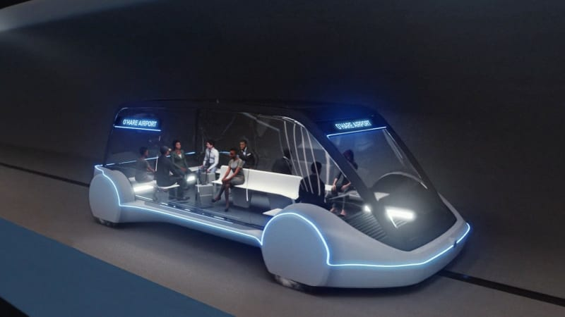 Boring Company's L.A. tunnel event set for December 18th
