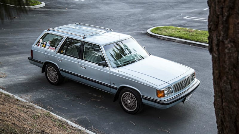 This Sleeper 1987 Plymouth Reliant Packs A Turbo Surprise Autoblog