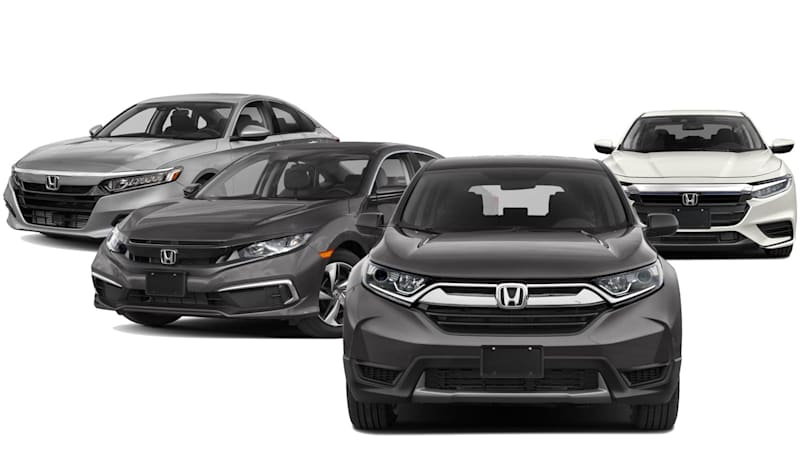 New Honda Global Platform Announced For Model Debuting In 2020
