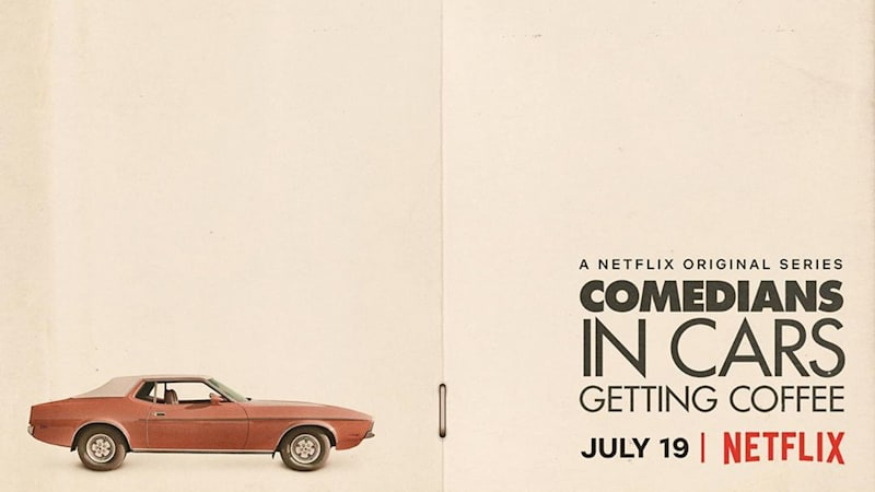Eddie Murphy, Seth Rogan headline new season of 'Comedians in Cars Getting Coffee'