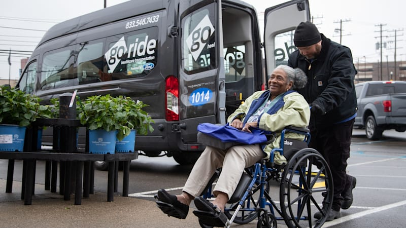 Ford Plans To Take Its Goride Medical Transport Service Nationwide