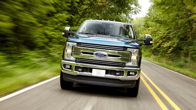 These are the 10 best-selling cars and trucks in America