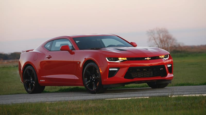 Hennessey Hpe1000 Builds A 1 000 Hp 2016 Chevy Camaro