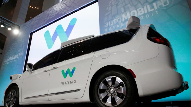 Waymo patents car that softens if it hits a pedestrian