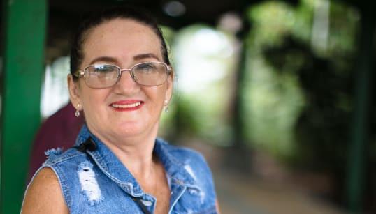 Dia 288: Francisca Queiroz, a 'Tia da