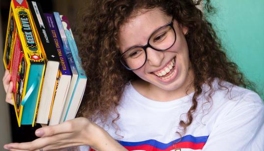 Dia 246: Monique Braga, a menina que aluga