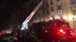 L'incendie dans le Bronx a été allumé par un enfant qui jouait avec un