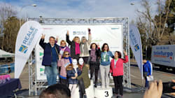 Más de 1.500 corredores ayudan en Madrid a huérfanos del