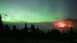 Northern Lights Vs. Wildfire Is A Canadian Showdown Worth