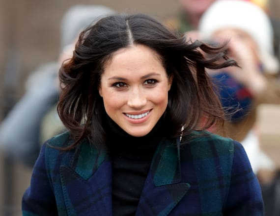 Meghan's pronunciation of 'scone' divides internet