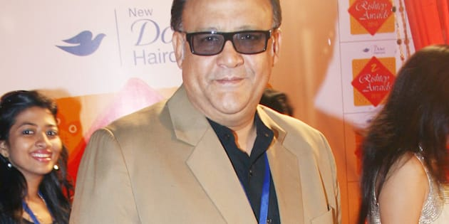 Actor Alok Nath in a file photo.