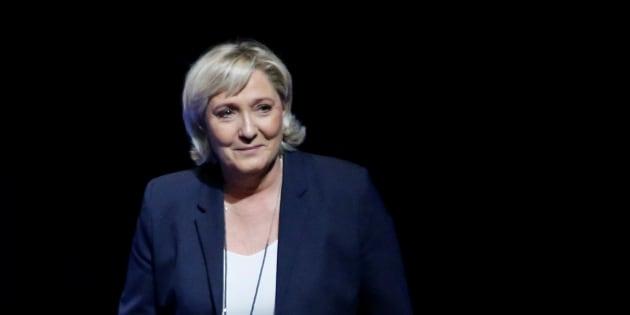 Marine Le Pen au Congrès du Front national