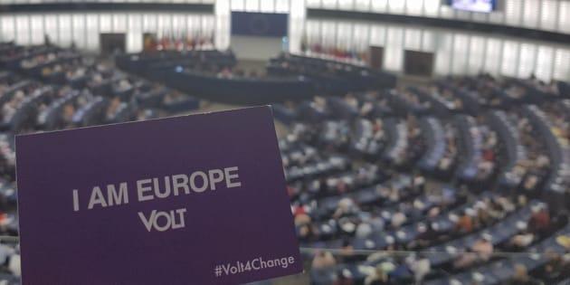 "Un movimento paneuropeo""né di destra né di sinistra, pe"