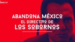 Sale de México directivo de Odebrecht cuando se dieron presuntos sobornos a