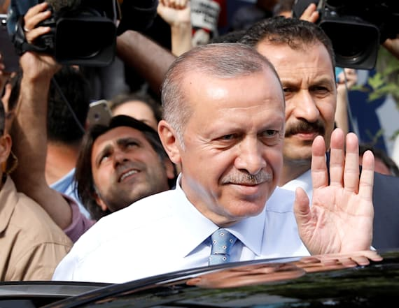 Turkey's Tayyip Erdogan wins presidential election