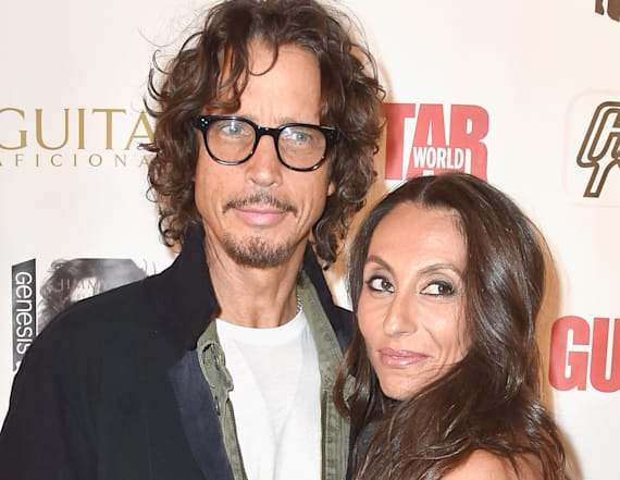 Chris Cornell's wife pens letter to her late husband