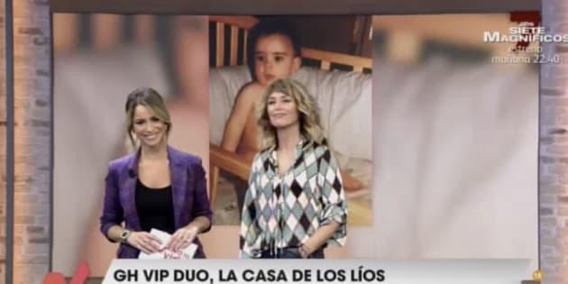 Emma García y María Verdoy en 'Viva la vida'.