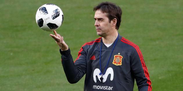 Coupe du monde 2018 : L'Espagne se sépare de son sélectionneur Julen Lopetegui