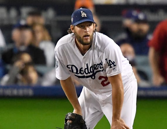 Clayton Kershaw's opening day fate decided