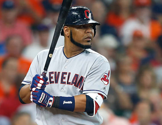 Cleveland Indians trade slugger Edwin Encarnacion