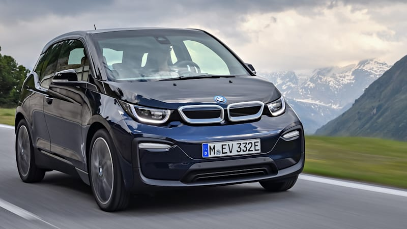 BMW EVs Hit 100000 Sales Target